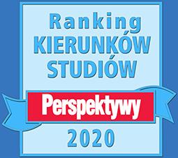 Ranking kierunków studiów perspektywy 2020 logo