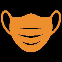 maseczka symbol